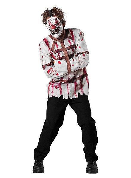 Psycho Circus Clown Costume