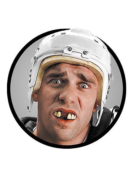 Puck Zähne