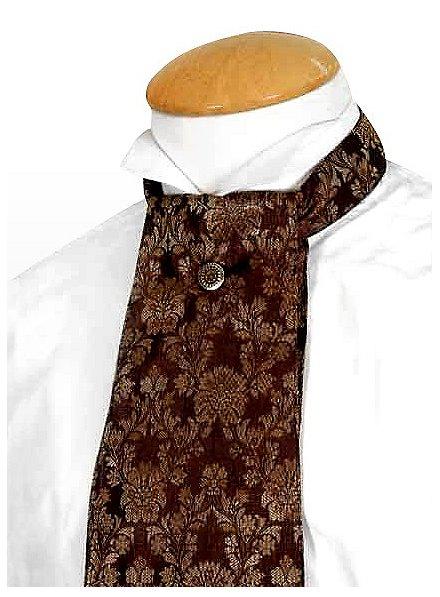 Puff Tie brown