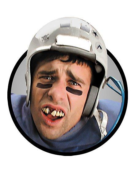Quarterbuck Fake Teeth