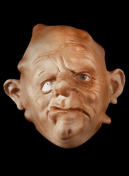 Quasimodo Masque en mousse de latex