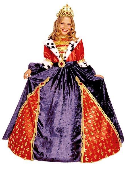 Queen Child Costume