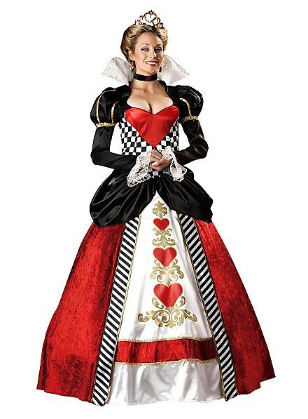Queen of Hearts Deluxe Costume