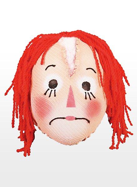 Rag Doll Maske