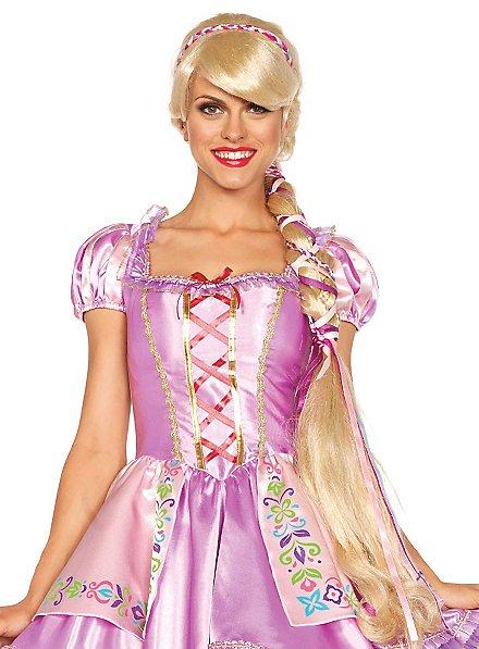 Rapunzel Perücke