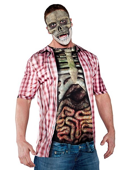 Realistic Zombie Shirt