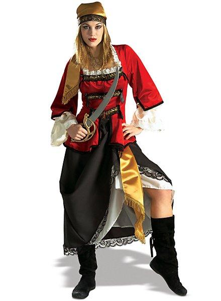 Reine des pirates Déguisement