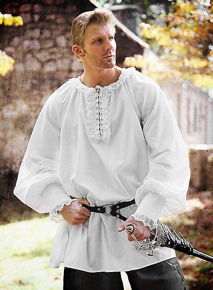 Renaissance Hemd Lang