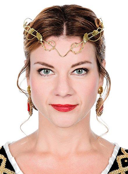 Renaissance Tiara gold