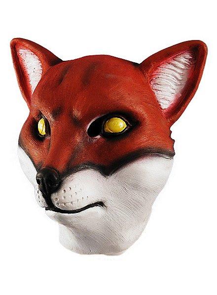 Renard Masque en latex