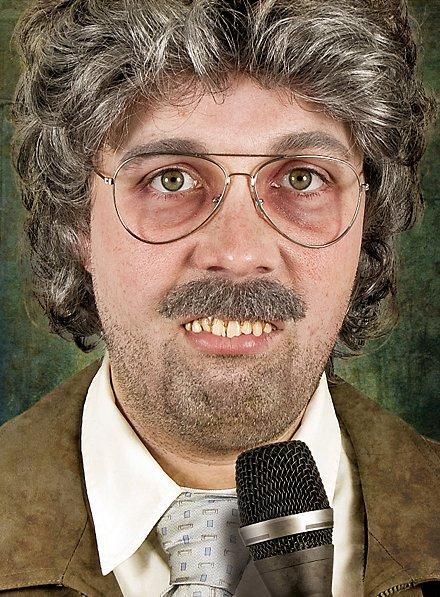 Reporter Zähne
