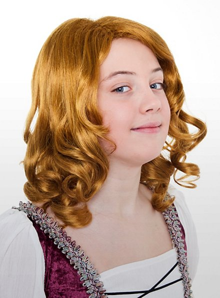 Robber Girl Kids Wig