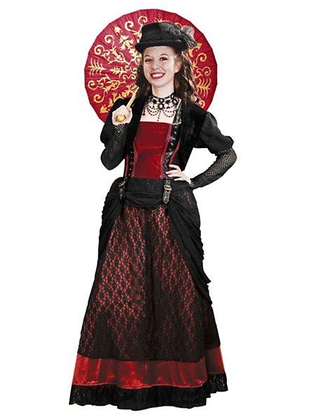 Robe Madame steampunk