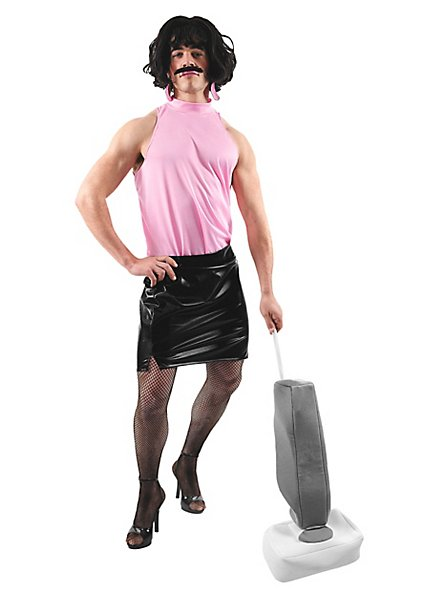 Rockstar Hausfrau Kostüm