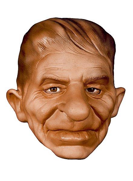 Ronald Reagan Maske aus Schaumlatex