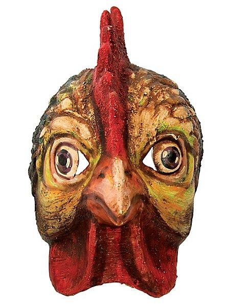 Rooster Venetian Mask