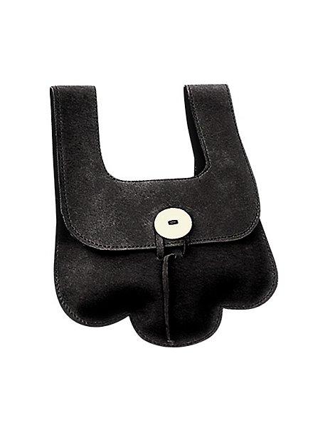 Sacoche de ceinture en forme de coquillage