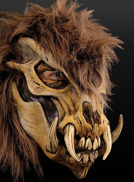 Sanglier d'os Masque en latex