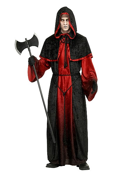 Satanic Monk Robe