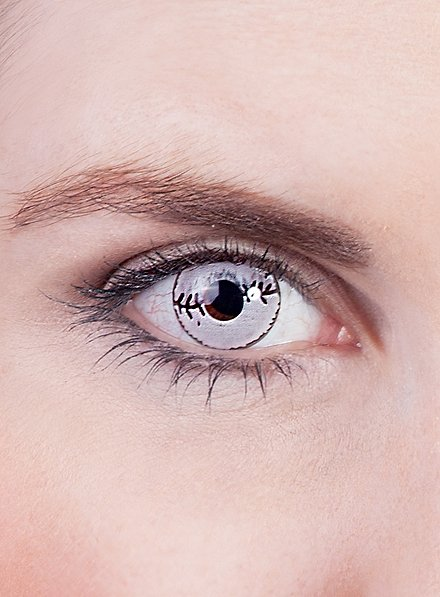 Scar Effect Contact Lenses