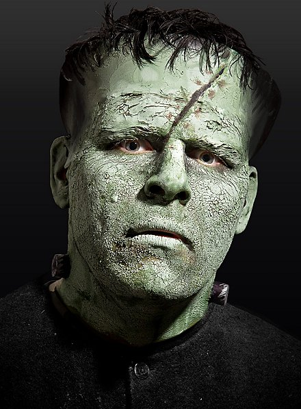 Scary Skin vert