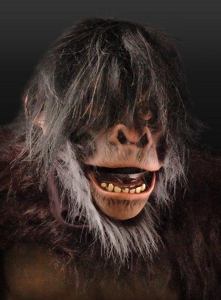 Schimpanse Deluxe Maske