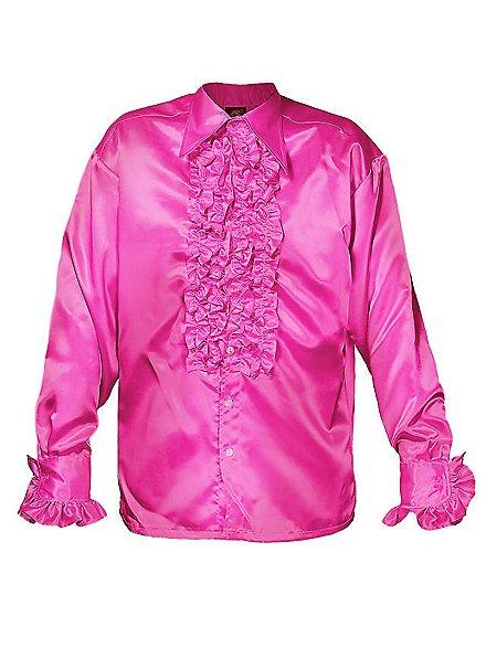 Schlagerstar frill shirt pink