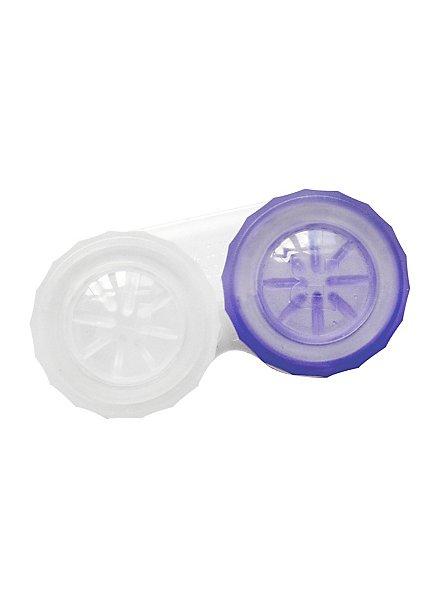 Schraubdose für Kontaktlinsen