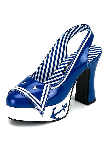 Seglerin Schuhe