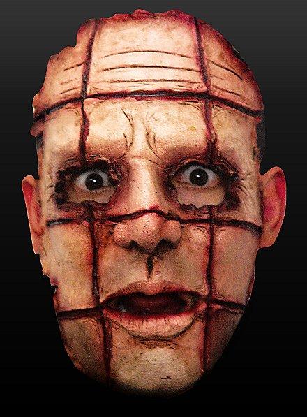 Serienkiller Justin Maske aus Latex