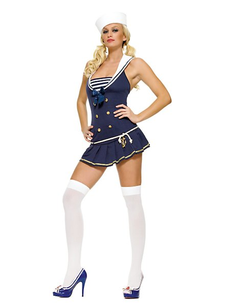 Sexy Able Seaman Costume