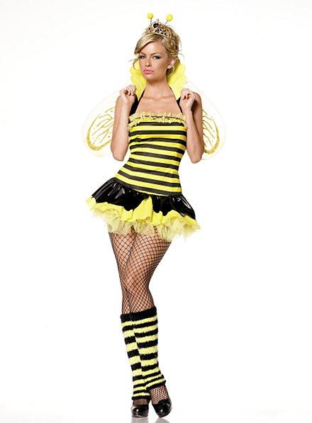 Sexy Bienenkönigin Kostüm