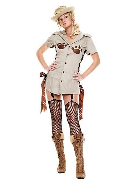 Sexy Big Game Hunter Costume