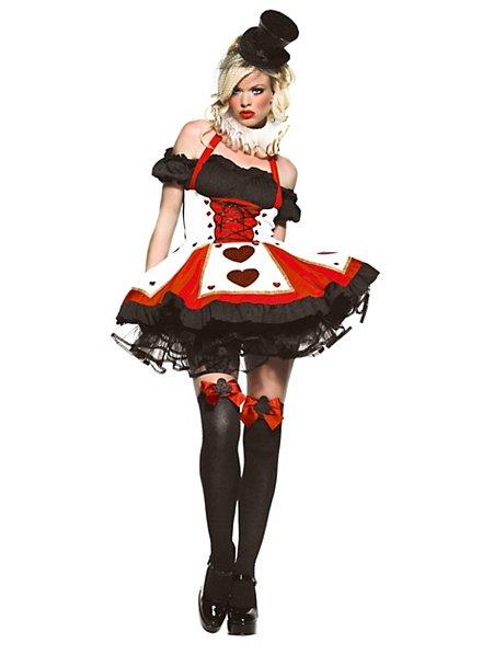 Sexy Casino Girl Costume