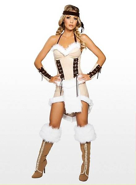 Sexy Chieftain's Daughter Costume