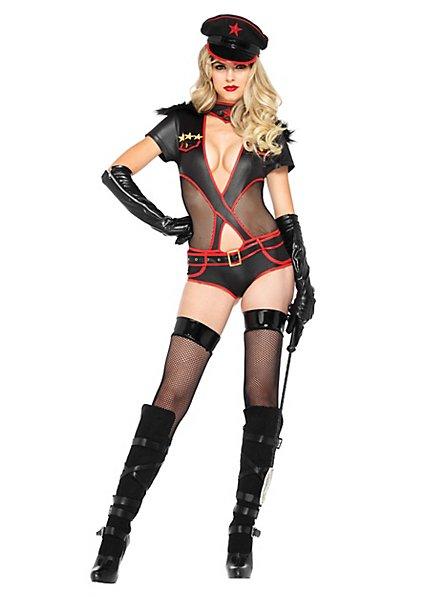Sexy Colonel Olga Costume