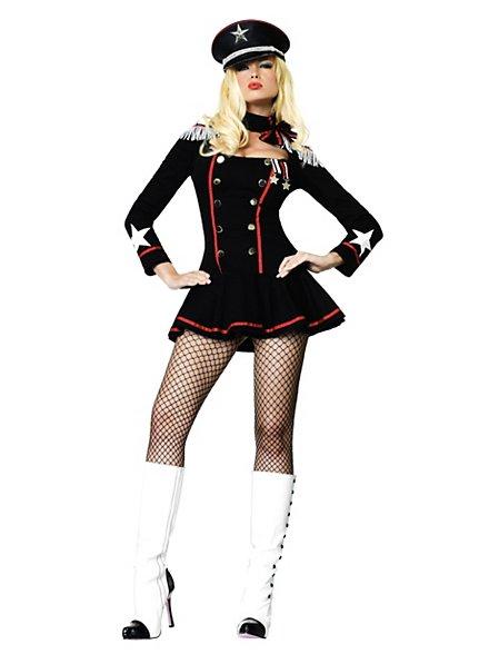 Sexy Commander Costume