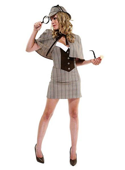 Sexy Detektiv Kostüm