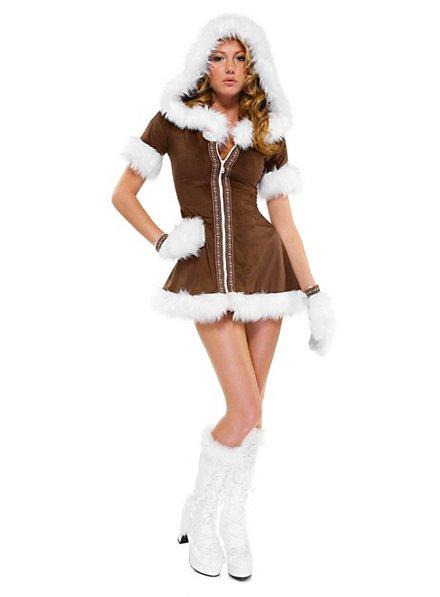 Sexy Eskimo Girl Kostüm