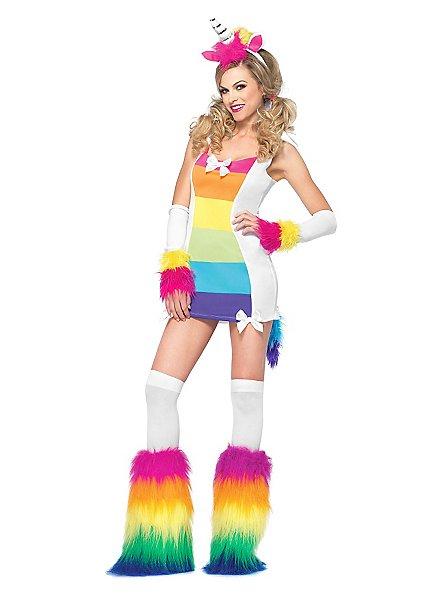 Sexy Fantasy Einhorn Kostüm