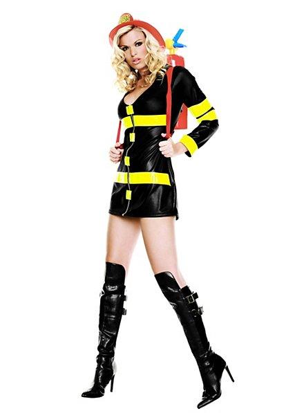 Sexy Feuerwehrfrau Kostüm