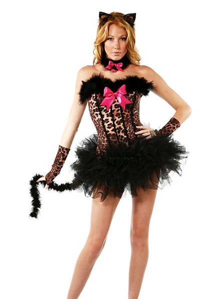 Sexy French Kitty Costume