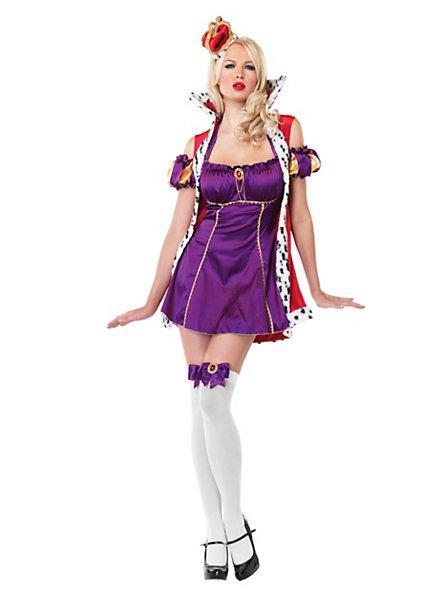 Sexy Königin Kostüm