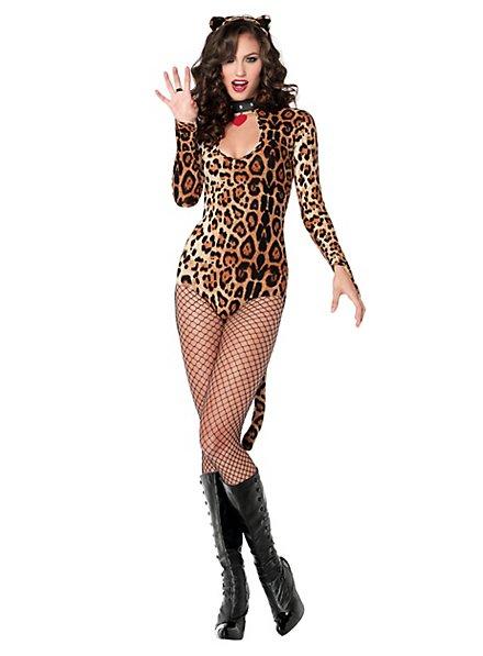 Sexy Leopard Kostüm