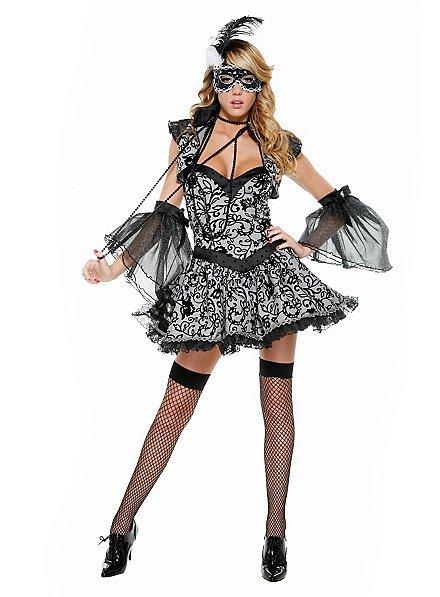 Sexy Maskenball Kostüm
