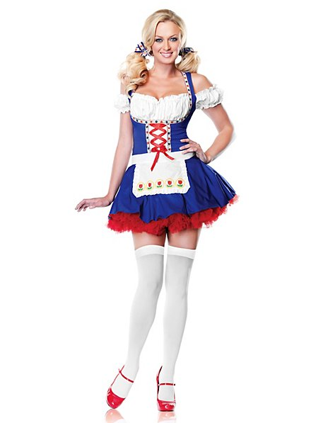 Sexy Miss Antje Costume
