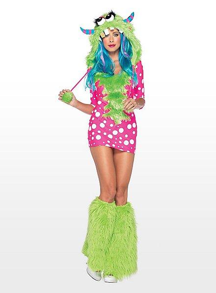 Sexy Monster Diva Kostüm