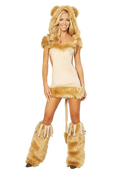 Sexy Party Lion Costume