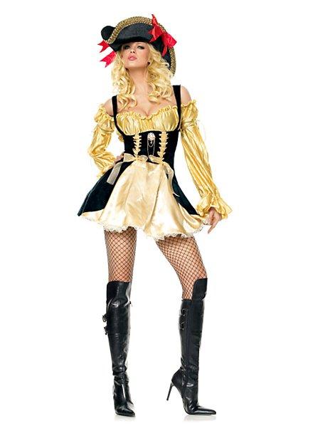 Sexy Pirate Queen Costume