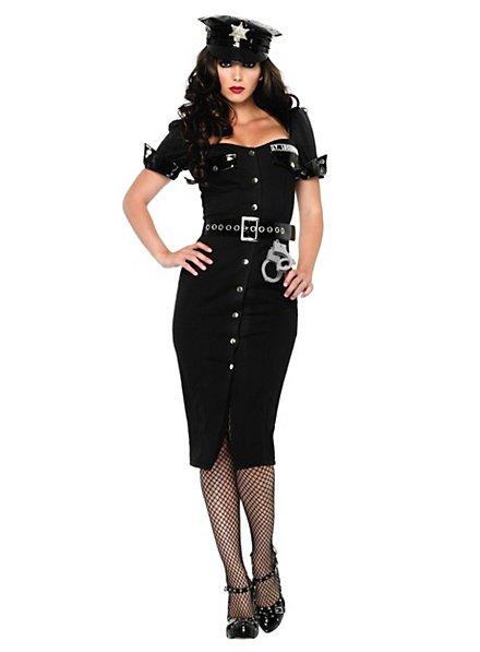 Sexy Polizei Kleid